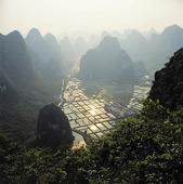 Sockertoppsbergen, Kina