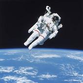 Astronaut i rymden