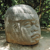 Olmeca kulturen, Mexico