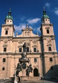 Katedral i Salzburg, Österrike