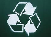 Symbol avfallsåtervinning