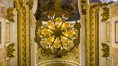 Ceiling. St.Petersburg. Russia