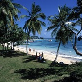 Bakari Island, Dominican Republic
