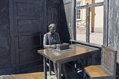 Staty Astrid Lindgren i Vimmerby, Småland