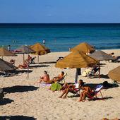 Strand i Sousse, Tunisien