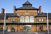 Avesta Krylbo järnvägsstation, Dalarna