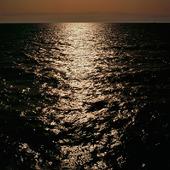 Solglitter i havet