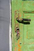 Nycklar i lås