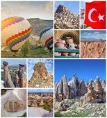 Kappadokien, Turkiet