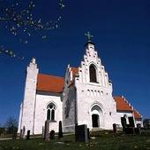 S: t Olof kyrka, Skåne