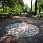 Imagine John Lennon Memorial i New York