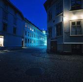 Kväll i Haga, Göteborg
