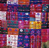 Försäljning av konsthantverk, Mexico