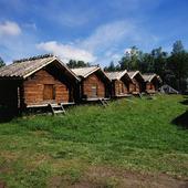 Lappstaden i Arvidsjaur, Lappland