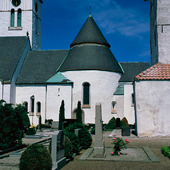 Valleberga kyrka, Skåne