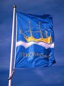 Strömstads flagga, Bohuslän