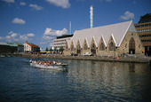 Paddan vid Fiskekyrkan, Göteborg