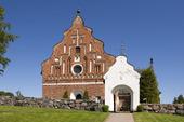 Österlövsta kyrka i Uppland, Uppland