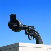 Fredsmonument i New York, USA