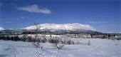Abisko nationalpark, Lappland