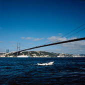 Ataturk Bridge, Turkey