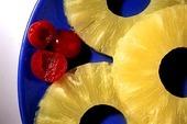 Ananasskivor