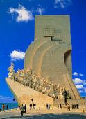 Monument i Lissabon, Portugal