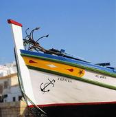 Portugisisk fiskebåt