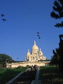Sacré Coeur i Paris, Frankrike