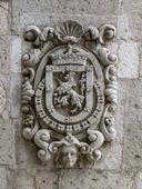 Coat of Arms. Oaxaca. Mexico.