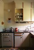 50-tals kök, Sverige