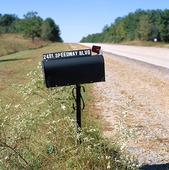 Postlåda, USA