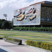 University in Mexico City, Mexico