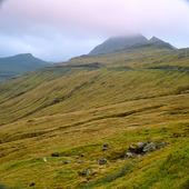 Naturlandskap, Färöarna