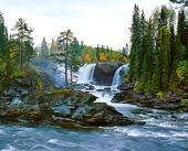 Ristafallet, Jämtland
