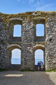 Brahehus slottsruin, Småland