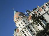 Hotel Negresco i Nice, Frankrike