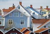 Hus i Kungshamn, Bohuslän