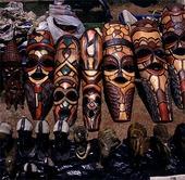 Masker, Sydafrika