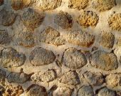 Murad stenvägg