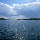 Sjön Saima, Finland