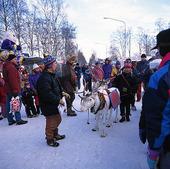 Jokkmokks marknad, Lappland