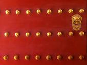 Dörr i Det himmelska Templet, Peking
