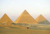 Pyramider i Ghiza, Egypten