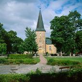 Forshems kyrka, Västergötland