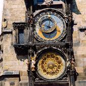 Astronomiskt ur i Prag, Tjeckien