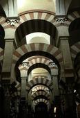 La Mezquita moskén i Cordoba, Spanien