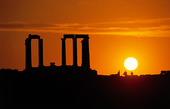 Poseidon templet, Grekland