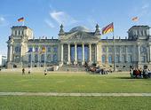 Riksdagshuset i Berlin, Tyskland