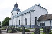 Ovansö kyrka i Kungsgården, Gästrikland